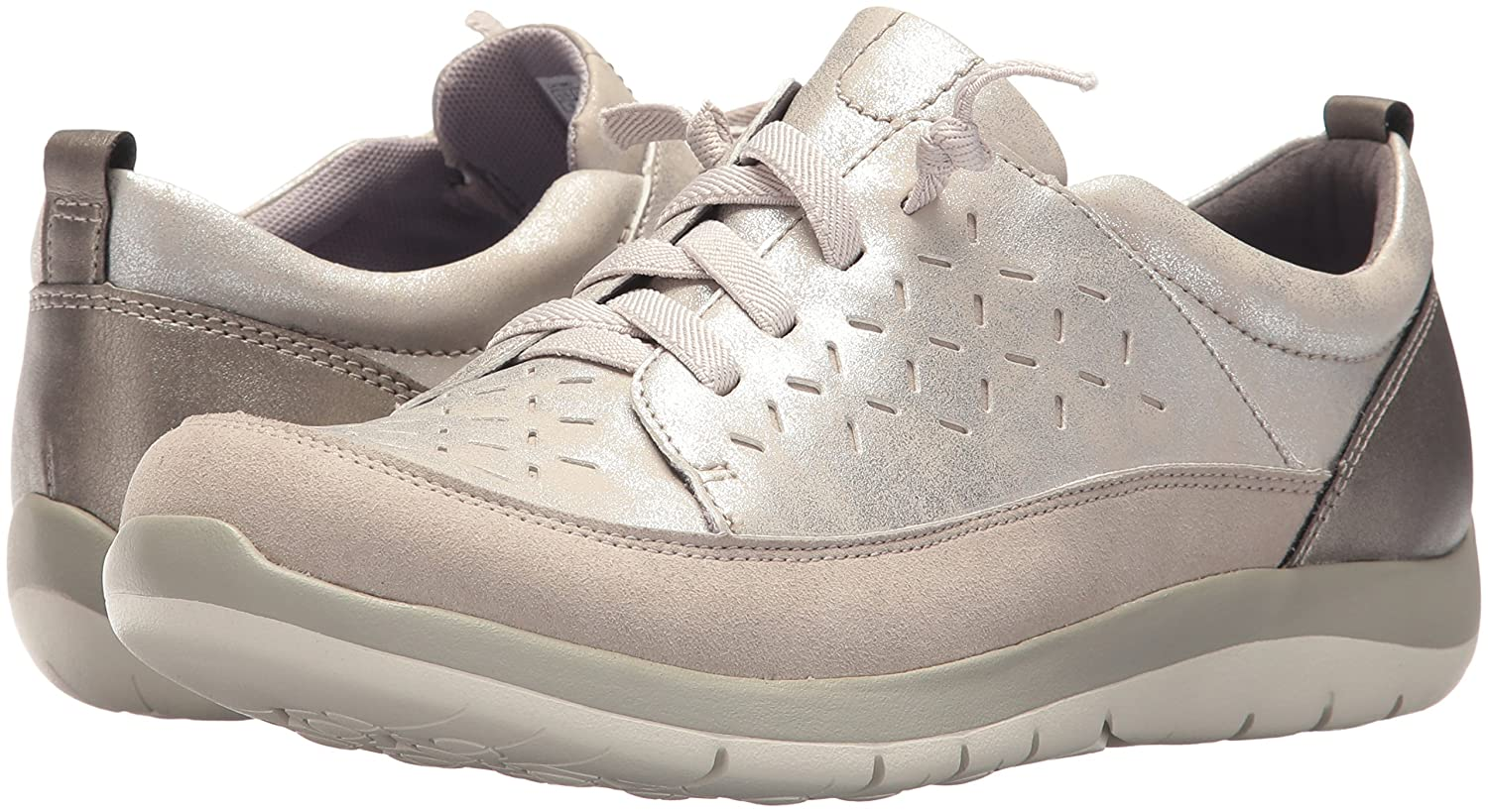 Aravon Womens Wembly Lace Sneaker