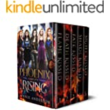 Phoenix Rising Complete Series: A Paranormal Romance Boxed Set