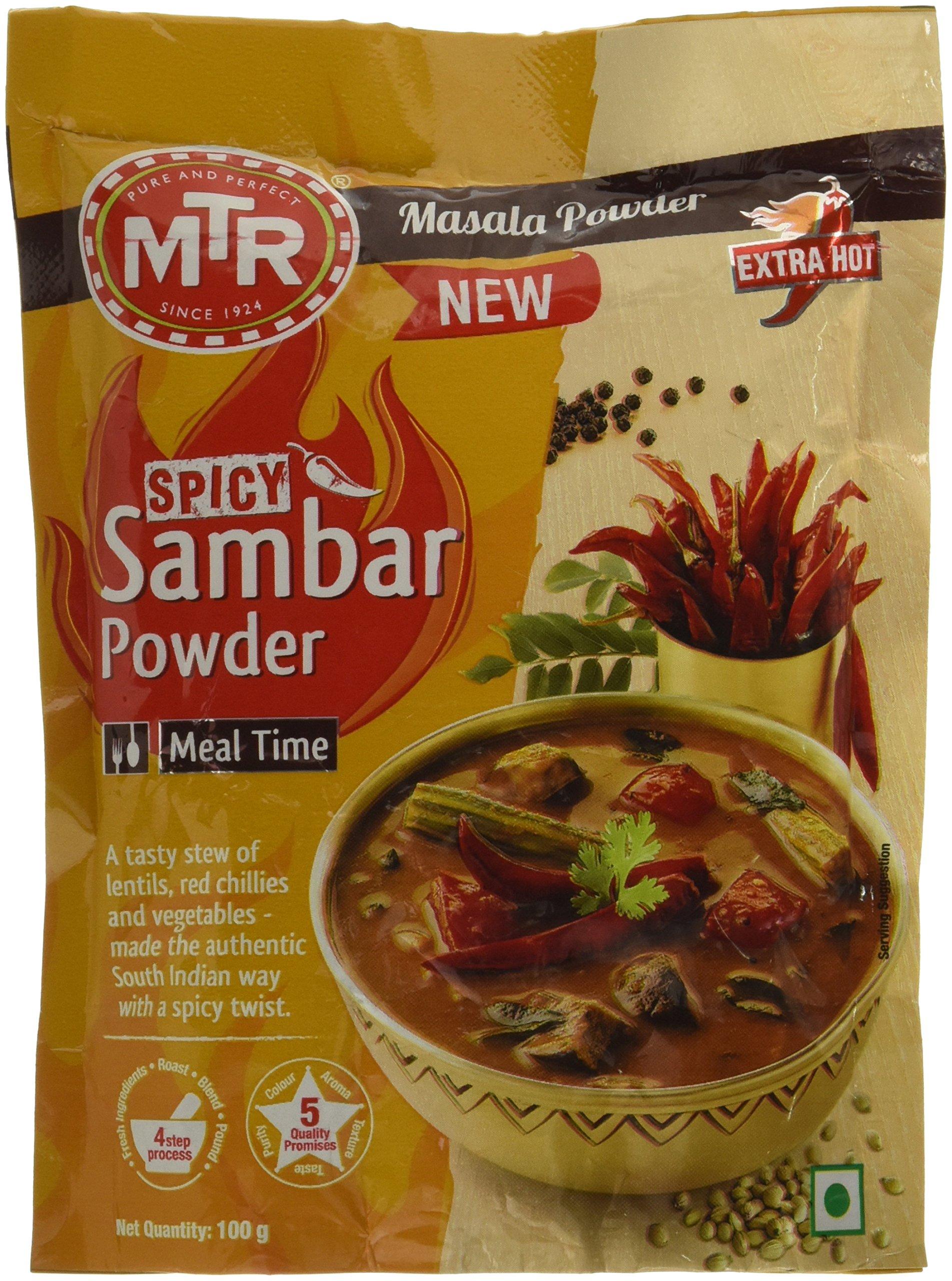 MTR Sambar Masala Powder 100g