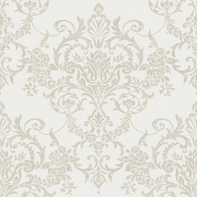 Superfresco Easy Gold Victorian Damask Wallpaper