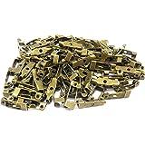 アンティーク 調 ブローチ ピン 100個 セット 15mm ~ 45mm アクセサリー 手芸