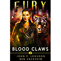 Blood Claws: A Bethany Black Supernatural Thriller (New York Paranormal Police Department Book 1) (English Edition)