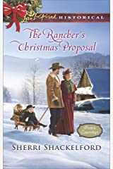 The Rancher's Christmas Proposal (Prairie Courtships Book 5) Kindle Edition