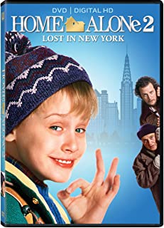 Book Cover: Home Alone 2: Lost in New York