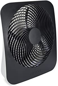 O2 Cool 10 inch Battery or Electric Portable Fan (Certified Refurbished)