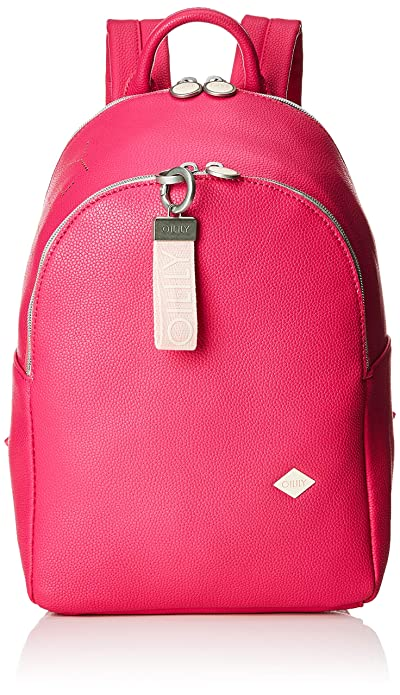 Oilily - Airy Backpack Mvz, Mochilas Mujer, Rosa (Pink (Pink))