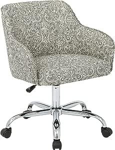 Ave Six Bristol Task Chair, Veranda Pewter