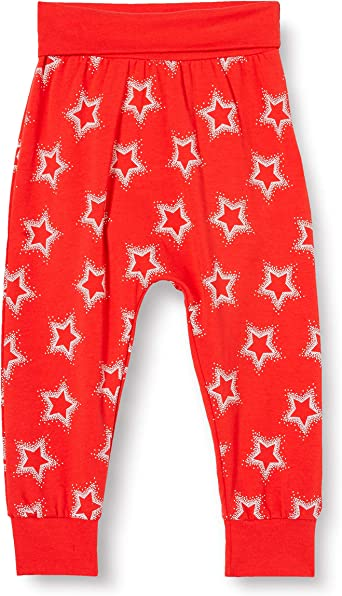 Freds World by Green Cotton Baby Girls Sweat Pants Trouser