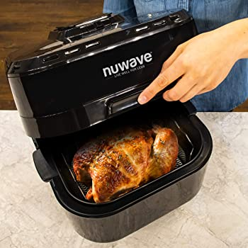 NuWave Brio Black Digital Air Fryer