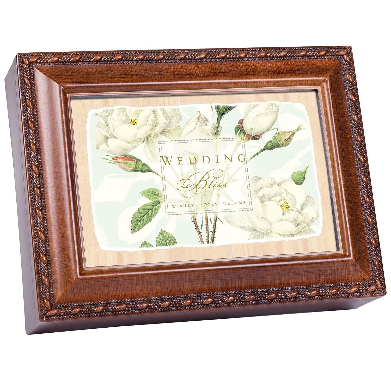 日本未入荷 ウェディングBliss Garden Woodgrain Cottage Cottage Garden Traditional Feel MusicボックスPlays Feel the Love B0090R4DLQ, カミノカワマチ:31a9bf5c --- arcego.dominiotemporario.com