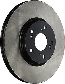 Rear PowerSport Replacement Brake Rotors and Ceramic Pads 2011-2011 Saab 9-5