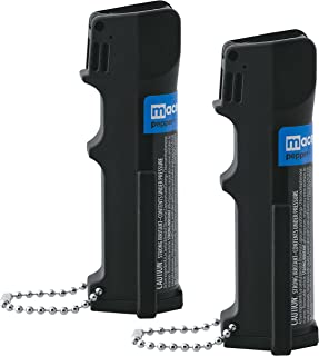 product image for Mace Maximum Protection Bundle Brand 10% Police Model Triple Action Pepper Sprays - Lot of 2 Pieces as Shown