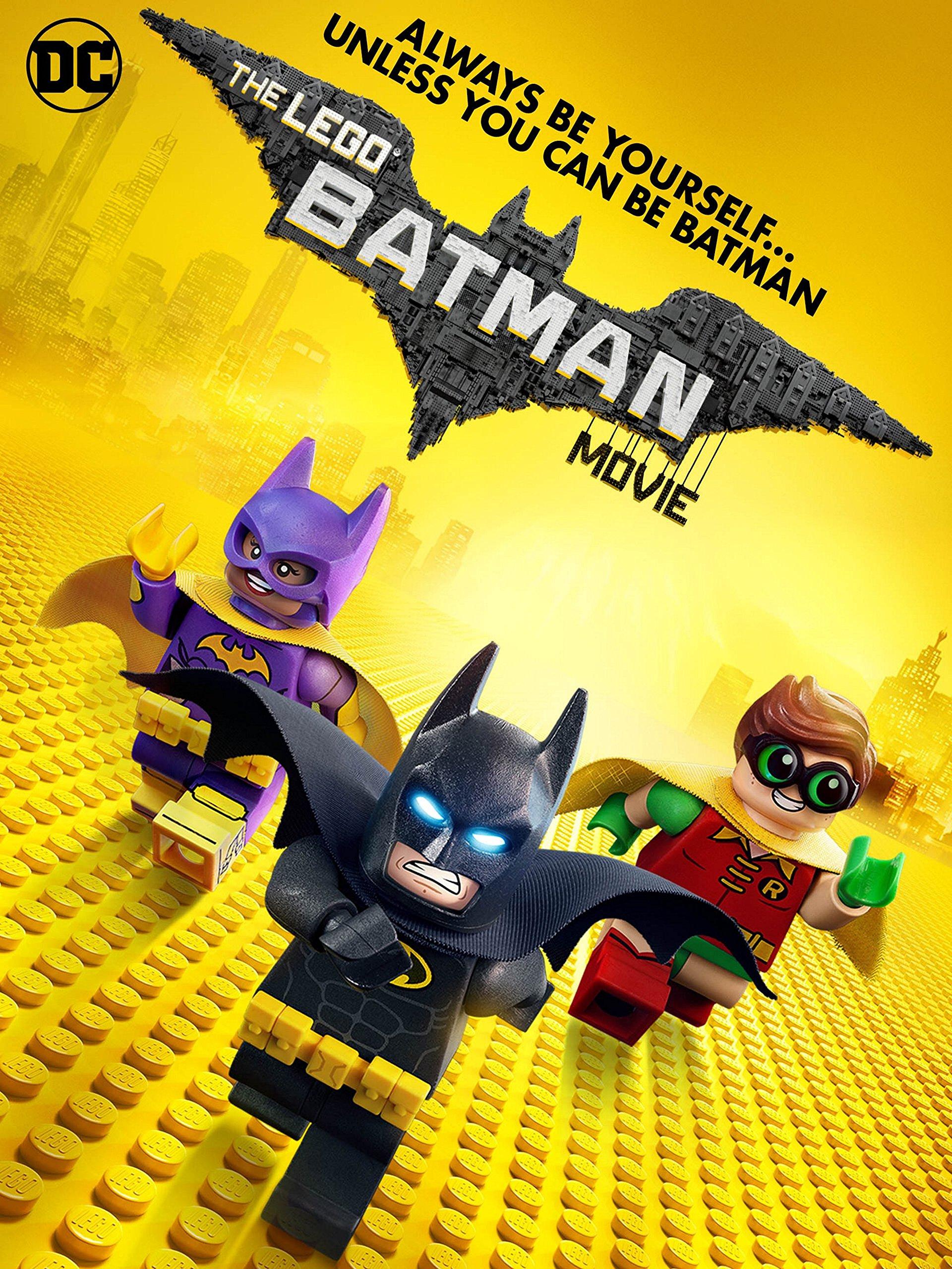 Watch The Lego Batman Movie Prime Video
