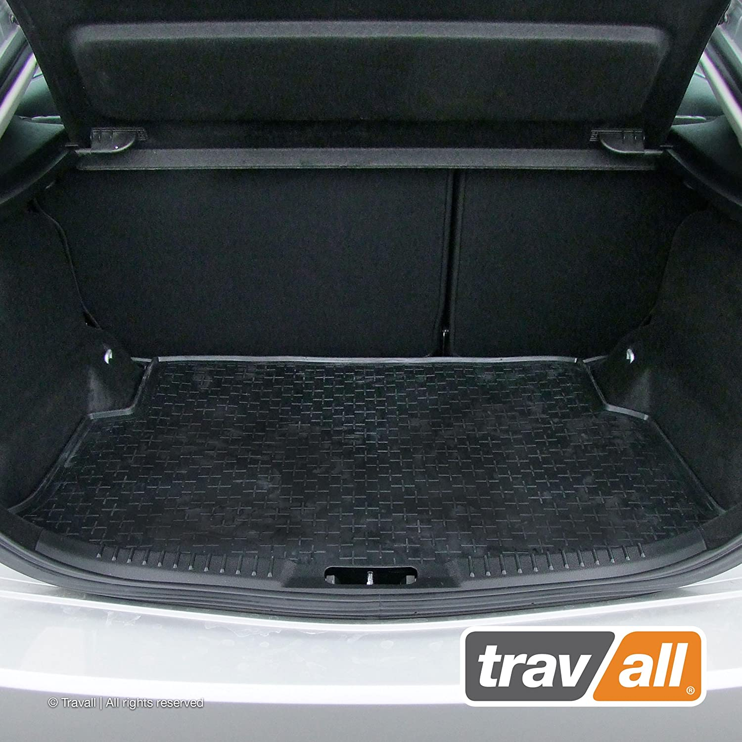 Travall Liner TBM1015 Vehicle-Specific Rubber Boot Mat Liner