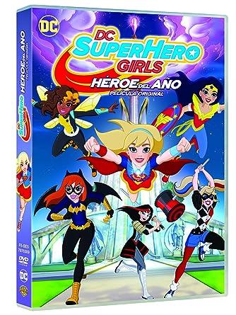 Dc Super Hero Girls: Héroe Del Año - DC Super Hero Girls - Hero Of