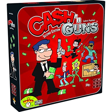Cash n Guns (2nd Edition)