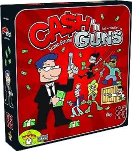 Repos Production - Juego de Mesa (ASMCG-EN02) (Importado): Amazon.es: Juguetes y juegos