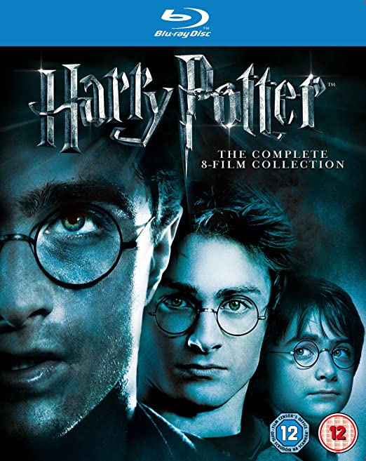 Harry Potter: The Complete 8 Film Collection Edizione: Regno Unito ...