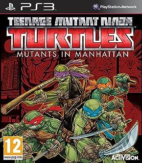 Teenage Mutant Ninja Turtles: Mutants In Manhattan   PlayStation 3