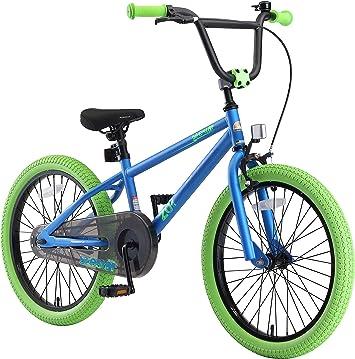 BIKESTAR Bicicleta Infantil para niños y niñas a Partir de 6 años | Bici 20 Pulgadas con Frenos | 20