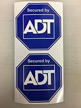 Adt Home Security Stickers
