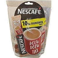 Nescafe 2'Si 1 Arada 10'Lu Paket 10X10Gr