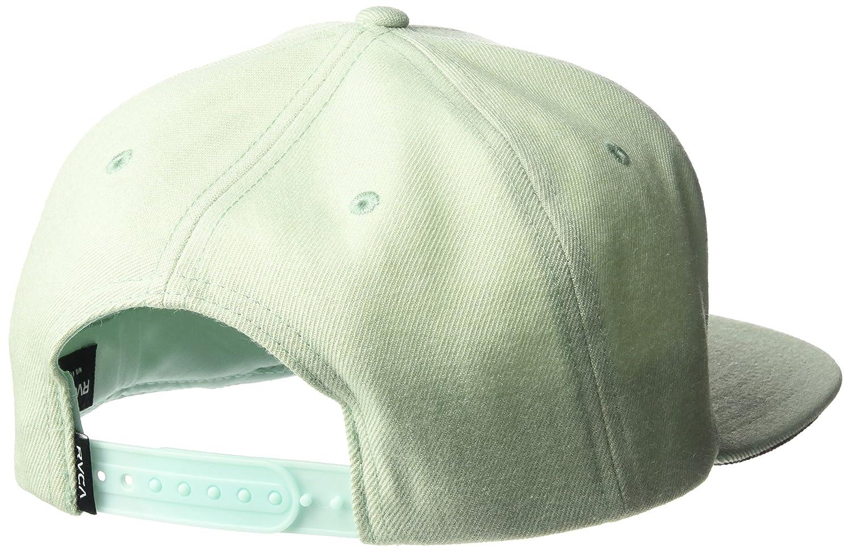 the best attitude 00cea 8823d ... cheap amazon rvca mens ensign snapback hat light grey ea clothing 595e5  a3732