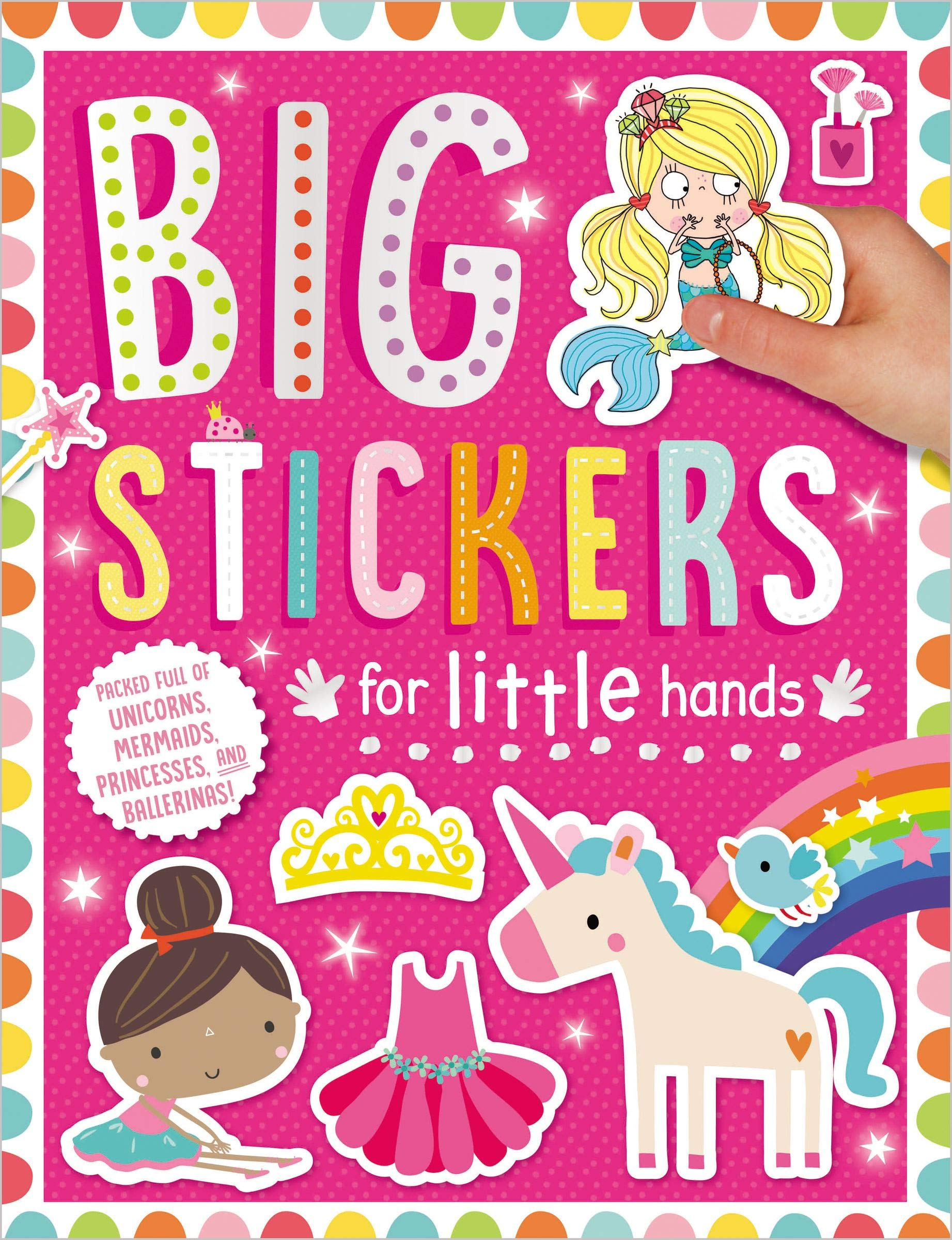 Image result for my unicorns and mermaids sticker book