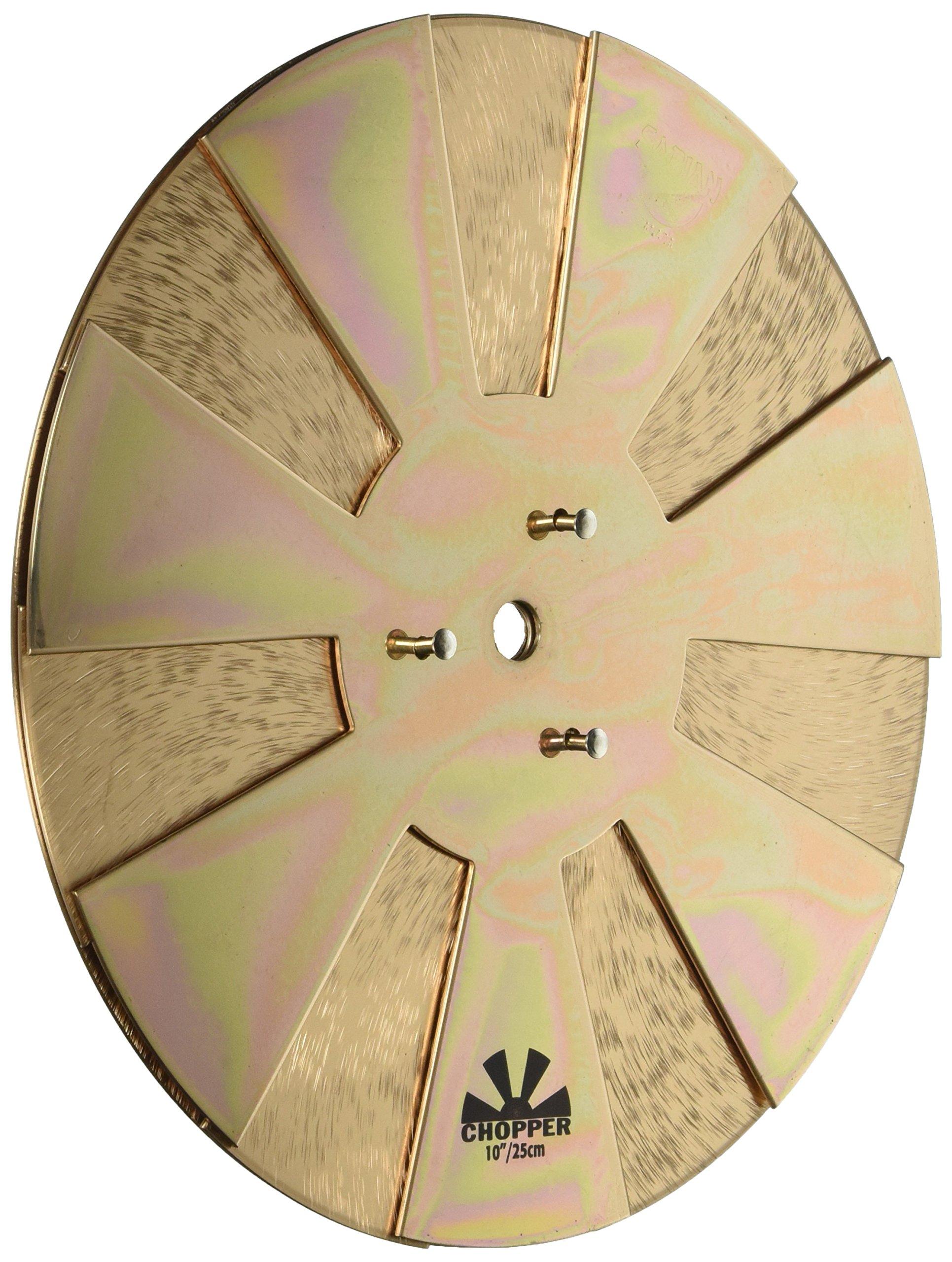 Sabian 10'' Chopper Cymbal by Sabian
