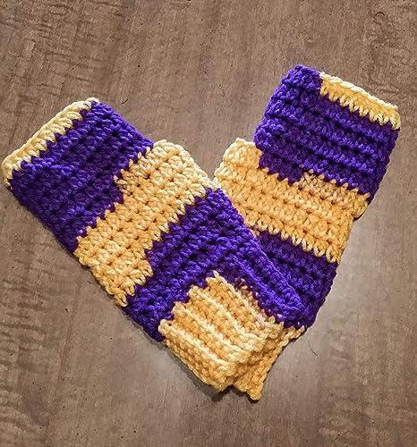 Amazon Hand Crocheted Fingerless Texting Gloves Arthritis