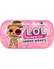 L.O.L. Surprise Under Wraps Muñeca - Ojo espia 2A, Modelo surtido