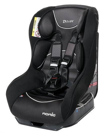 Nania, Silla de coche grupo 0+/1, gris: Amazon.es: Bebé