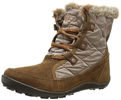 Women's Minx Shorty Resort Nutme Winter Boot