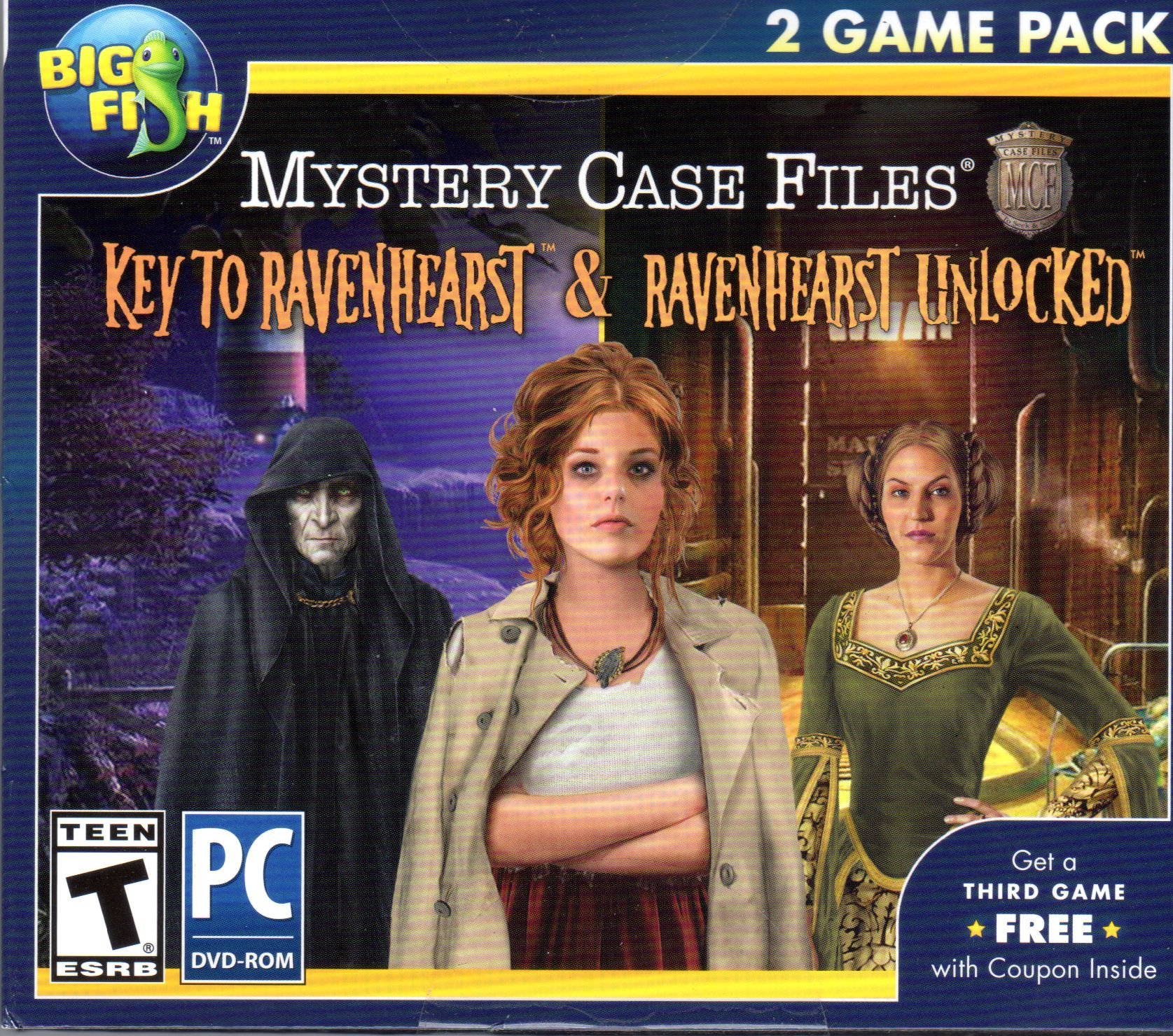 mystery case files ravenhearst unlocked free download full version