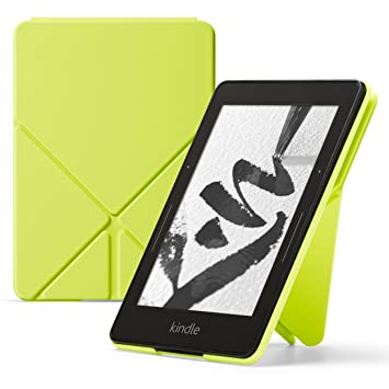 huge discount 87a7b c8088 Amazon Protective Cover for Kindle Voyage, Citron