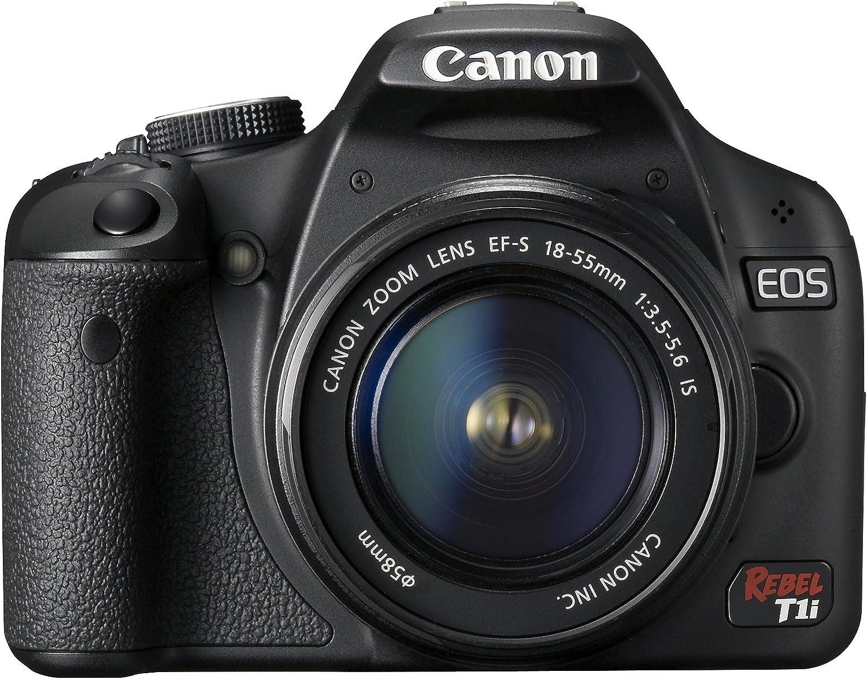 Canon EOS Rebel T1i EF-S + Memory Juego de cámara SLR 15,1 MP CMOS ...