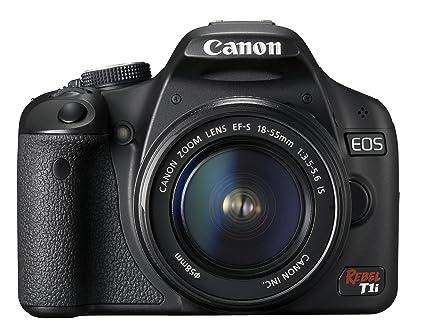 amazon com canon eos rebel t1i 15 1 mp cmos digital slr camera rh amazon com Canon Rebel T2i Canon EOS Rebel