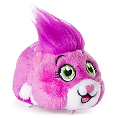 """Zhu Zhu Pets - Sophie, Furry 4"""" Hamster Toy with Sound and Movement: Toys & Games"""