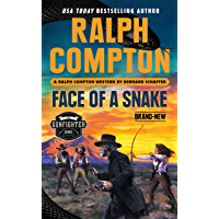 Ralph Compton Face of a Snake (The Gunfighter Series) book cover
