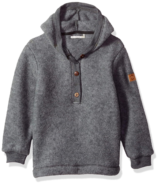 Amazon.com: MIKK-Line – Juego de chaqueta y gorro de lana ...