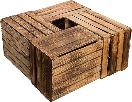 Massive obskt caja de madera,idael como decoración, cajas o mesa a utilizar,Grosor de la pared de la