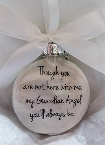 Christmas Decorations Feather Guardian Angel Wings In Remembrance Of