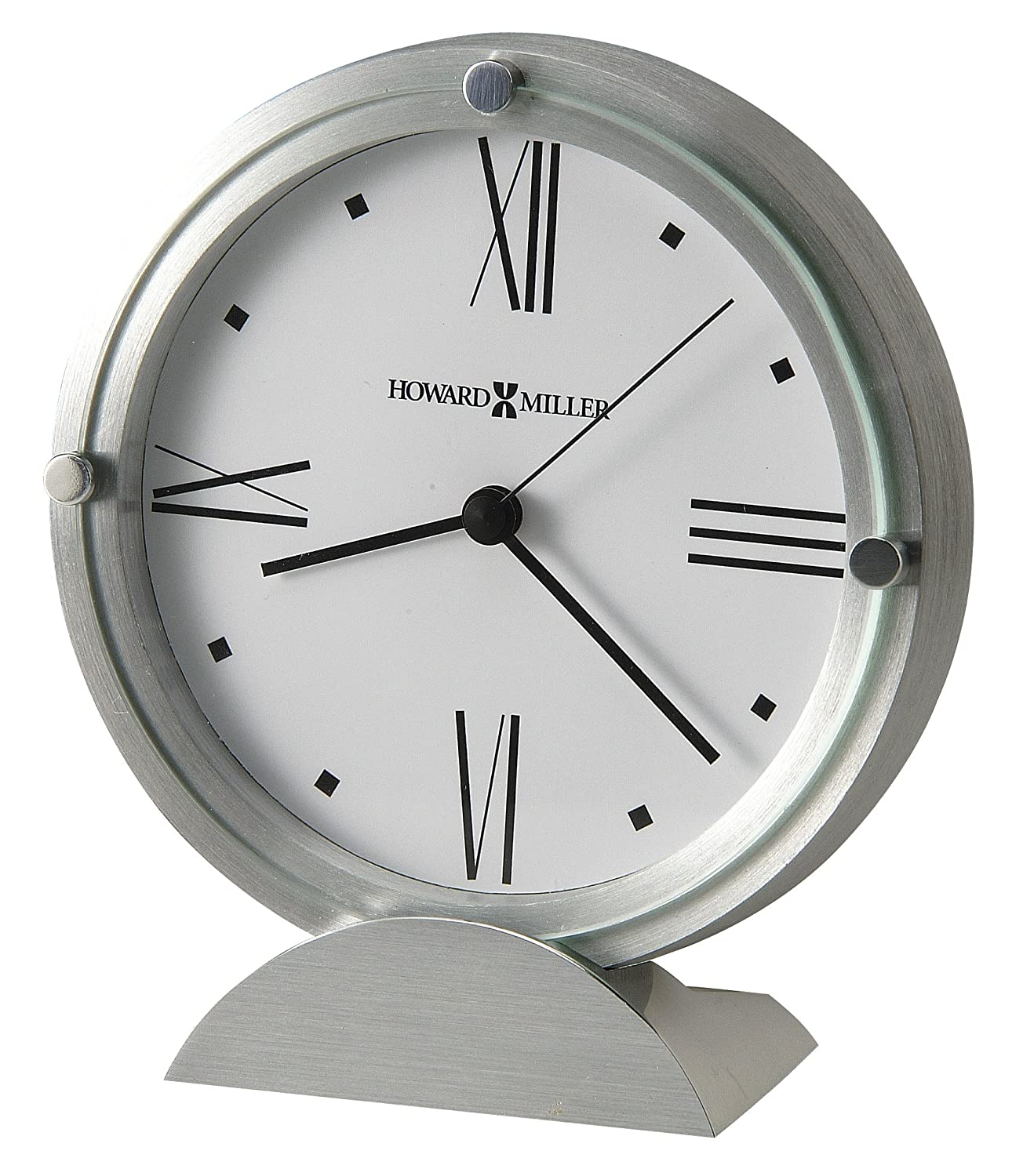 Amazon.com: Howard Miller 645 671 Simon II Table Clock By: Home U0026 Kitchen