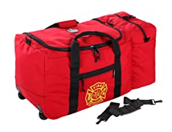 3. Ergodyne Arsenal 5005W Rolling Fire & Rescue Gear Bag