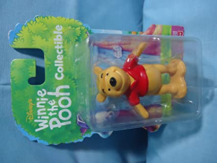 DISNEY WINNIE THE POOH COLLECTIBLE FIGURINE TOY  ~ POOH