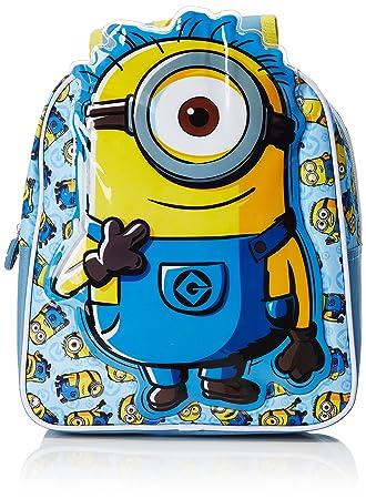 Artesanía Cerdá 2100001027 Minions Mochila Infantil, Color Amarillo y Azul: Amazon.es: Equipaje