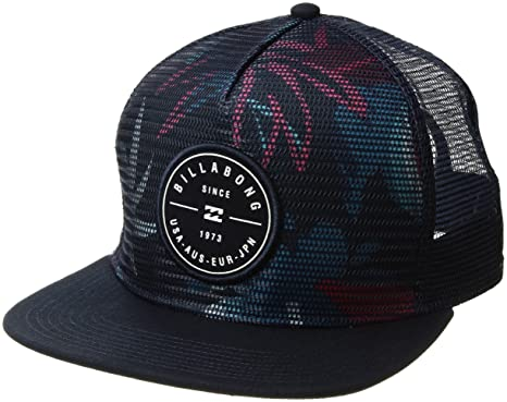 Billabong Mens Rotor Trucker, Navy, ...