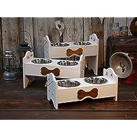 Beldogs - Handmade In Italy | Supporto Per Ciotole, Mangiatoia In Legno Per Cani | www.beldogs.com