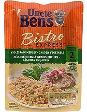 Uncle Ben's Bistro Express Wholegrain Medley Garden Vegetable Rice, 240 Gram