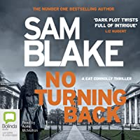 No Turning Back: Cat Connolly, Book 3
